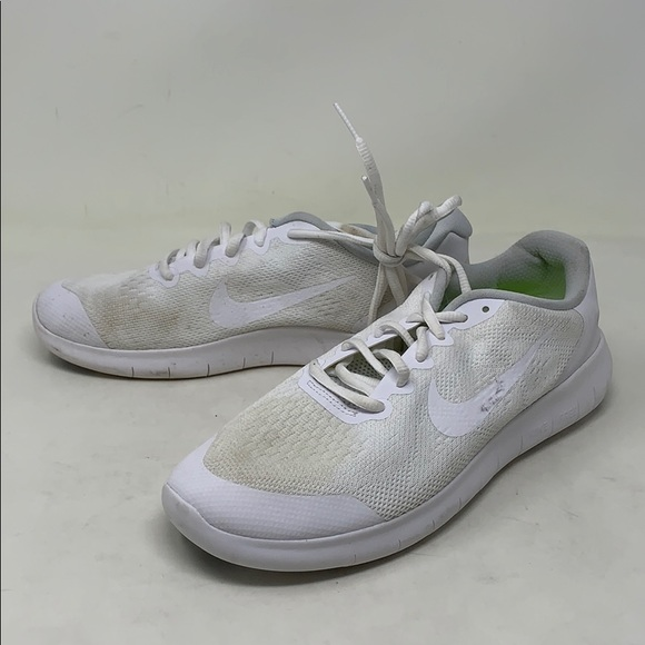 Boys' Sneakers & Athletic Shoes Nike Free RN 2 In Cool